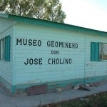Museo Geominero Don José Cholino