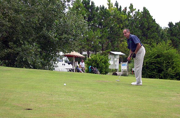 Golf course - Balcarce