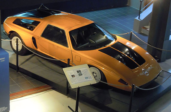 Mercedes Benz C111 - Balcarce