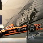 Starting point, Fangio Museum