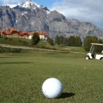 Golf courses at the Llao Llao