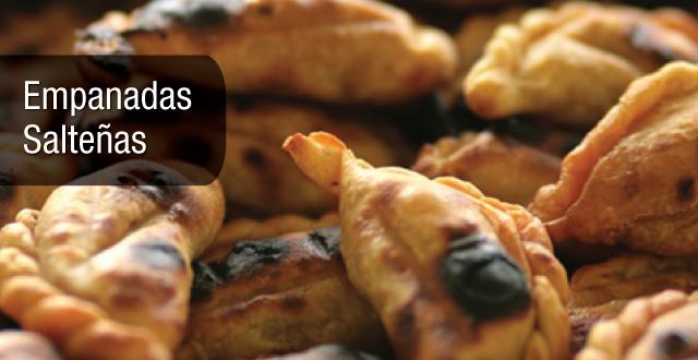 Empanadas Salteñas! salen jugosas y crocantes!