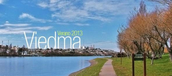 Viedma 2013, vacaciones en verano, turismo en viedma