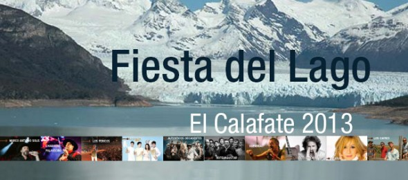 Fiesta del Lago, Calafate 2013