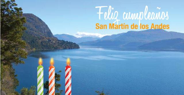 Aniversario San Martín de los Andes