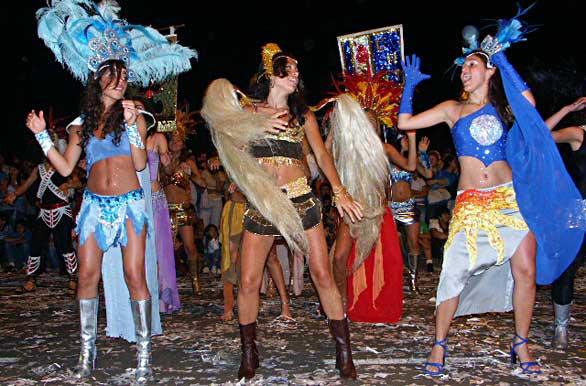 Carnaval en Misiones 2014