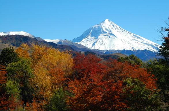 El Otoño es la estación más linda del año para conocer la Patagonia.