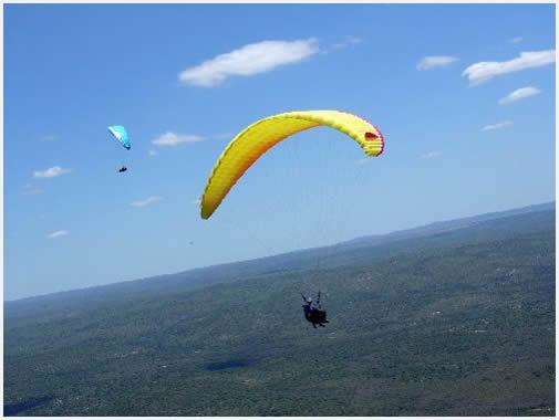 Un mirador natural perfecto para iniciarse en este mundo fascinante que es el vuelo libre.