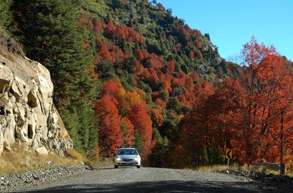 El otoño es para muchos, la mejor estación del año para disfrutar la Patagonia.