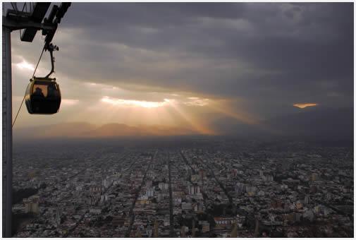 Salta posee una de las poblaciones más religiosas de Argentina.