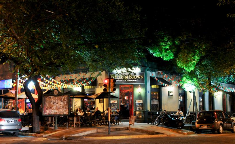 Calle Aristides, Mendoza Capital