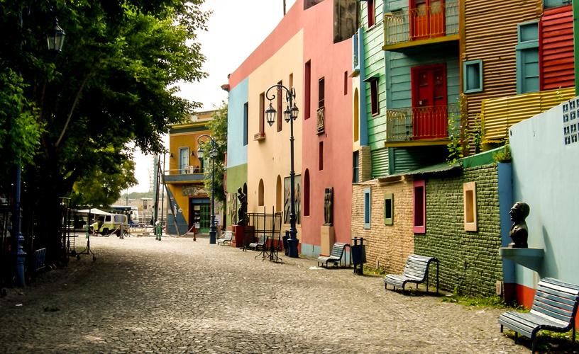 Caminito - La Boca, Buenos Aires