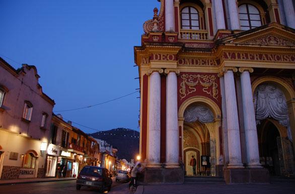 Convento San Francisco - Salta