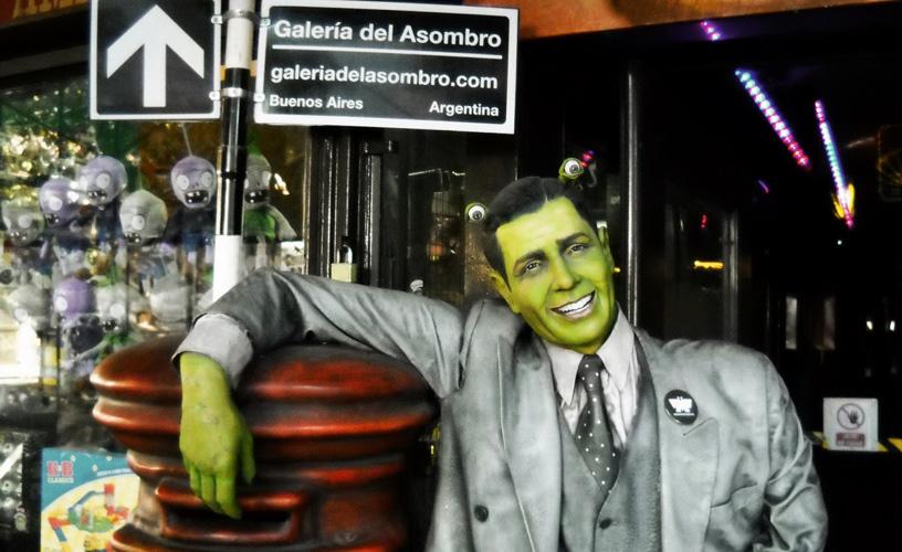 La Galería del Asombro - San Telmo, Buenos Aires
