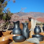 Pots and jars from Salta