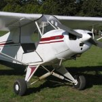 Plane at Carhu�'s aeroclub