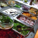 Buffet restaurant at Hotel Epecu�n Spa-Termal