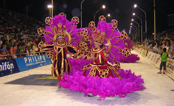 The Gualeguaychú carnival