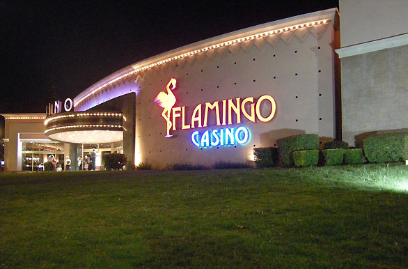 Casino Flamingo, Merlo - Author: Jorge Gonz�lez