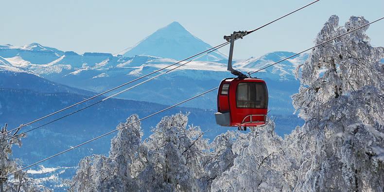 Chapelco 2018 Skiing In San Mart 237 N De Los Andes Argentina