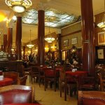 Buenos Aires coffee houses