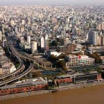 Puerto Madero and the city