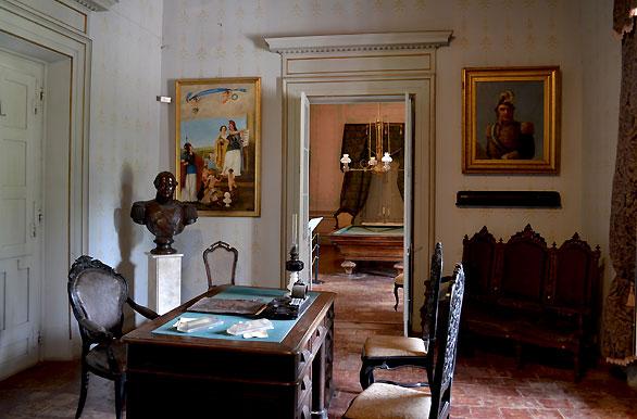 Escritorio del gral urquiza fotos de concepci n del for Escritorios uruguay