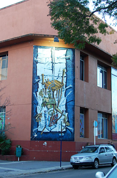 Concordia 008 Mural Fotos De Archivo Wa