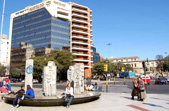 Downtown area - Author: RFC - Welcomeargentina.com