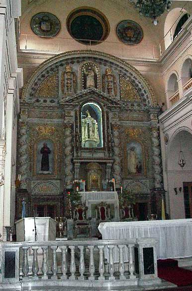 Atrio iglesia la merced fotos de corrientes archivo wa for Atrio dentro casa