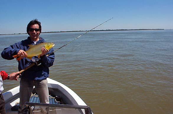 Fishing dorado - Pictures of Corrientes