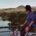 Mountain bike por la ciudad