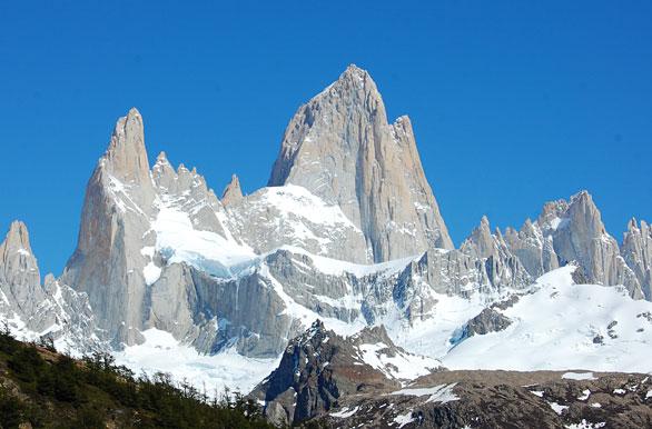Encontraron a dos alpinistas sin vida en El Chaltén