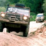 Traves�a 4x4