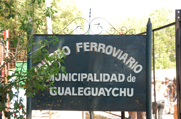 Memories at the old station - Gualeguaychú