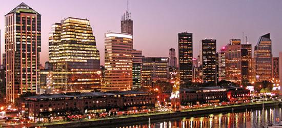 Argentina, links a los mejores sitios
