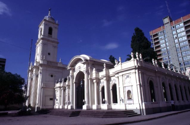 Iglesia catedral - Fotos de San Salvador de Jujuy - Archivo wa-1514
