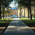 Plaza de Jun�n de los Andes
