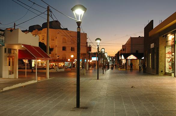 Peatonal - Las Grutas / San Antonio Oeste, Autor: Jorge González