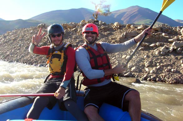 Gu�as de rafting - Malarg�e