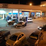 Combustible y Drugstore