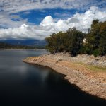 Embalse del Dique La Vi�a