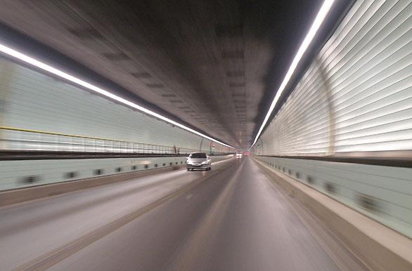 Tunel Subfluvial Fotos De Paran 225 Archivo Wa 8126