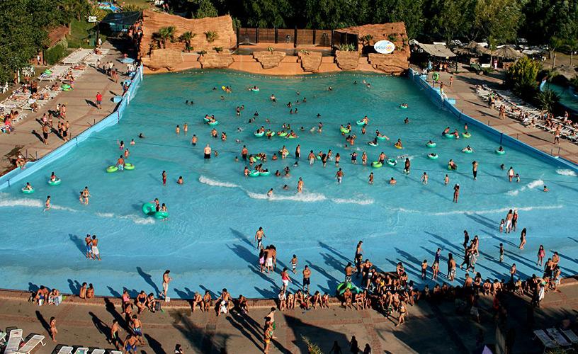 Aquasol mar del plata parque acu tico - Hotel piscina toboganes para ninos ...