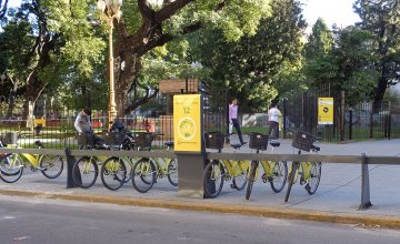 Ecobici, the Best Means of Transport to Tour around the City