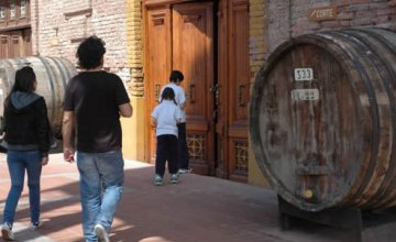 New and Traditional: the Wineries at Maipú