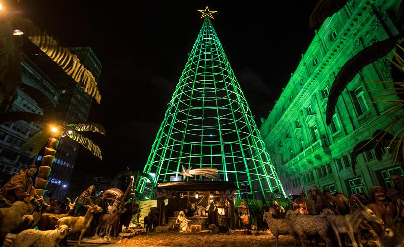 Navidad en Buenos Aires para quienes la descubren