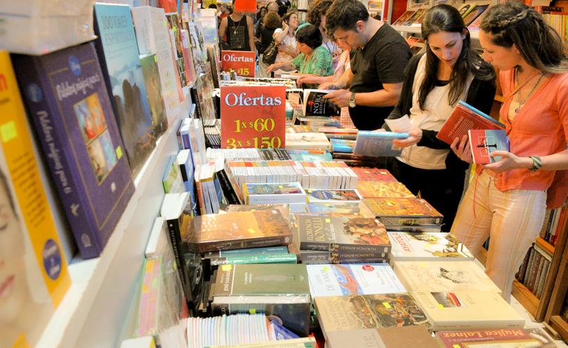 visit to book fair