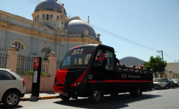 Tourist Bus around Salta