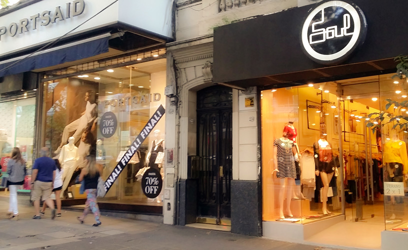 cc4af5c61e The Best Ten Streets to Shop in Buenos Aires